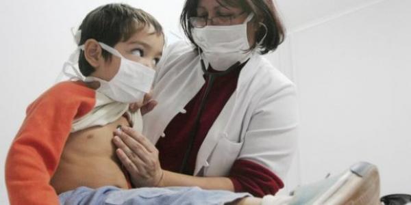 Захворюваність на ГРВІ серед кременчуцьких школярів досі перевищує епідпоріг більш ніж на третину
