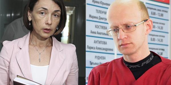 Віце-мер Усанова не схотіла дати чітку інформацію по лікарю сепаратисту-пропагандисту, який претендує на посаду головлікаря пологового будинку Кременчука