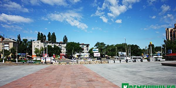 Меморіал «Вічно живим» лише частково облаштуютьдо Дня міста