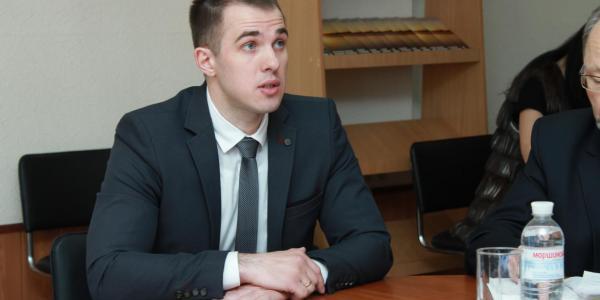 Из-за вони в Кременчуге руководителя областной экоинспекции Осипенко облсовет вызвал на ковер