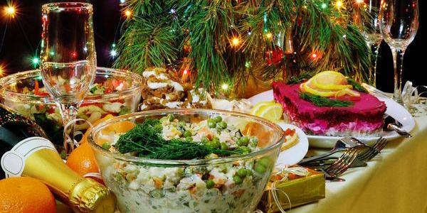 Новий рік-2018: як «з'їсти мінімалку» за ніч