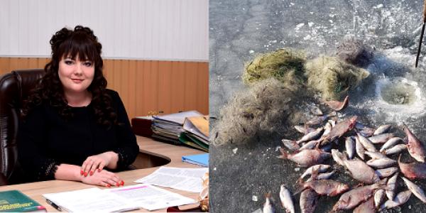 79 браконьєрів  впродовж лютого притягнув до суду Полтавський рибпатруль