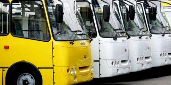 У новорічну ніч вартість проїзду у маршрутках не має перевищувати 8 гривень – міський відділ транспорту