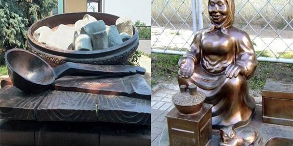 Дві скульптури на Полтавщині потрапили до незвичайного рейтингу