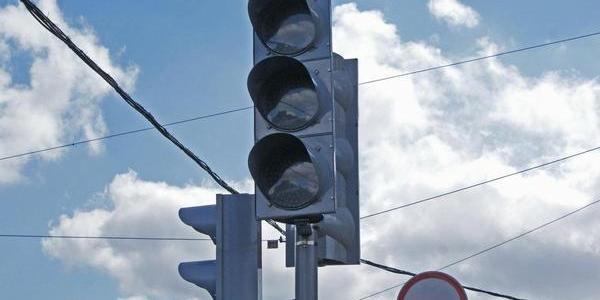 До уваги кременчуцьких водіїв! На проспекті Свободи не працюють світлофори