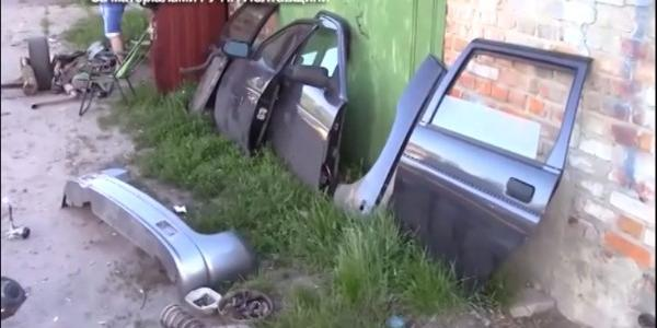 На Полтавщині затримано групу викрадачів ВАЗів, що діяли на території декількох областей