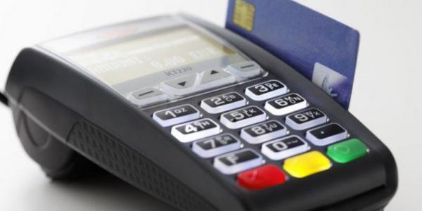 Кременчужане смогут в киосках рассчитываться платежными карточками