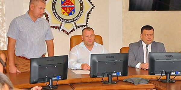 У керівництві поліції Полтавщини – кадрові зміни