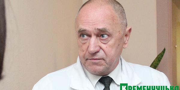 Главврачу Кременчугского роддома Прокопчуку Малецкий и Ко готовят замену