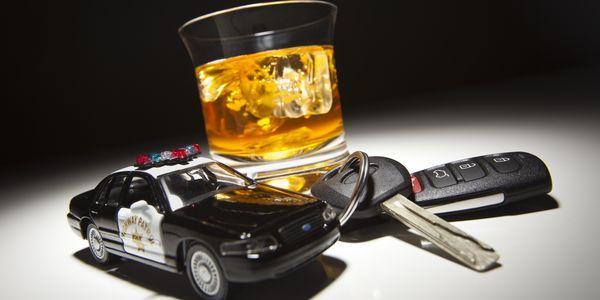 Пьяным за рулем закон не писан