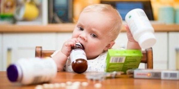 4-річна кременчужанка отруїлася сиропом