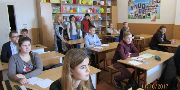У Кременчуці визначили найкращих серед юних математиків