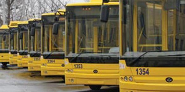 40 тролейбусів для Кременчука виготовить президентський  завод
