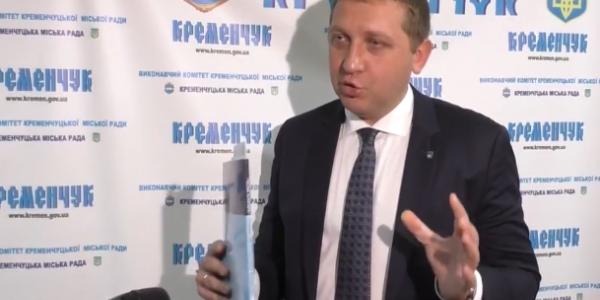 Кременчук без нових тролейбусів: Малецький назвав свій найбільший провал в 2017 році