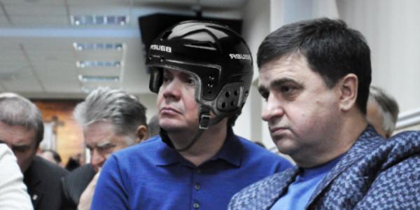 Заступник голови Полтавської ОДА Андрій Пісоцький займатиметься хокеєм