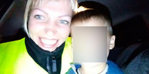 П'яна матір покинула трьохрічного сина на ринку