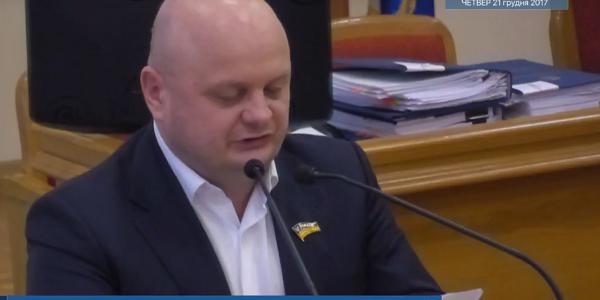Радник мера, депутат Ульянов з колегами квапитьполіцію розслідувати сутички у центрі Кременчука