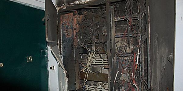 Кременчужани гріються – електрощитові горять