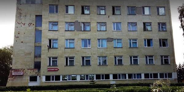 Часть корпусов Кременчугской ЦРБ остались без отопления