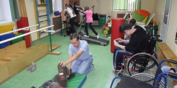 Першому на Полтавщині – Кременчуцькому Центру соціальної реабілітації дітей-інвалідів минає 15 років