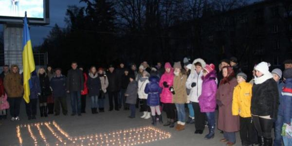 Акція «Запали свічку»: сьогодні в Кременчуці згадають жертв Голодоморів