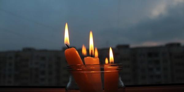 Які вулиці Кременчука завтра залишаться без світла