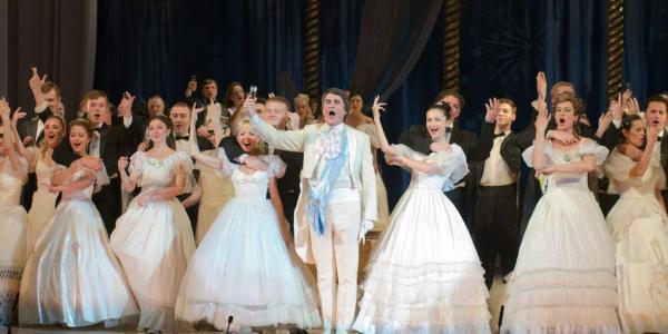 Театральное событие в Кременчуге! 1 ноября – виват оперетте!