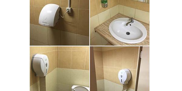 В «туалете Шаповаловых» наконец-то навели порядок