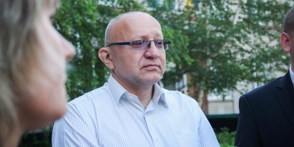 Суд вдруге поновив Вадима Українця на посаді головного лікаря