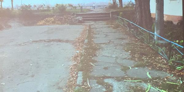 Вместо мусорки и разбитого тротуара – благоустроенный выход на набережную Днепра