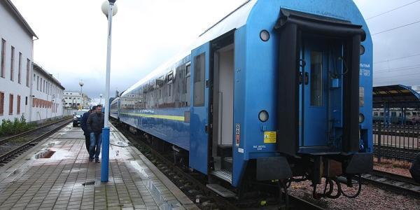 Кременчуцьких вагонів в потязі, що зупинився на півдороги до Відня, не було – прес-служба КВБЗ