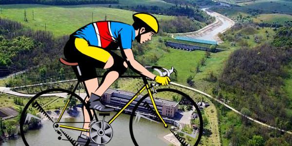 Велосипедистів Кременчука в неділю звуть на покатушки до каньйону
