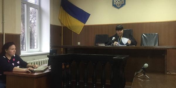 Суд по коррупции экс-начальника Департамента соцзащиты населения, участника АТО Полякова начался и почти сразу закончился