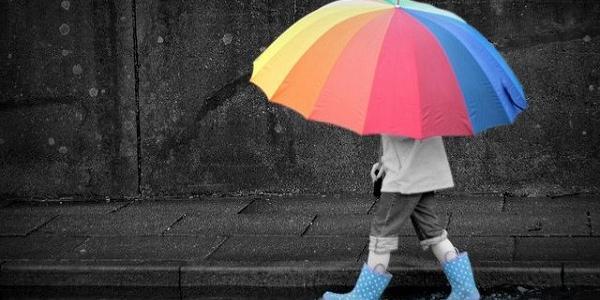 Погода на вихідні у Кременчуці: невелике похолодання та дощ