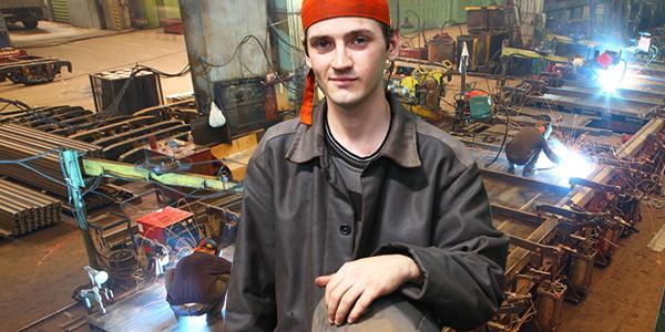 Сварщик КВСЗ Виктор Григораш достойно выступил на конкурсе в Китае