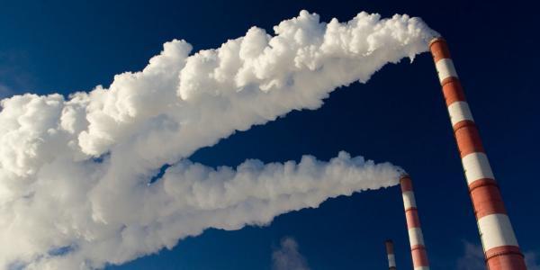 В Кременчуге за состоянием воздуха зимой никто не следит