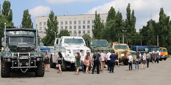 Свято об'єднало автозаводівців, гостей з Кременчука, району та інших міст.