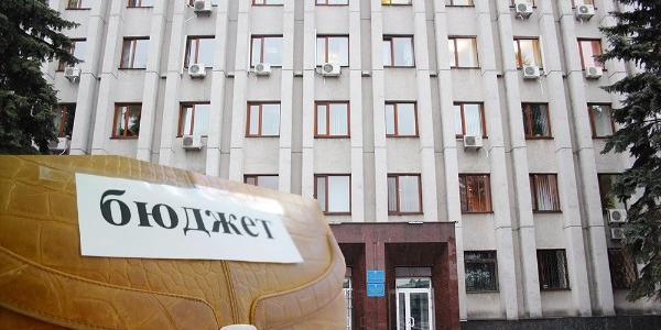 У Кременчуцькій мерії сьогодні давали прочухана чиновникам за те, що не поспішають витрачати кошти