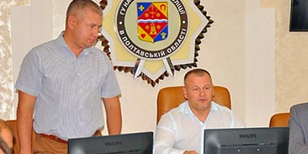Генерал поліції Бех їде в Харків, а поліцією Полтавщини керуватиме полковник Замахін