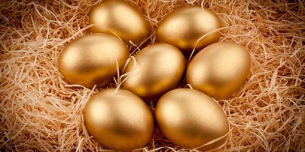 Яйца в Кременчуге становятся «золотыми»