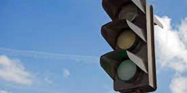 У Кременчуці, на проспекті Свободи, не працюють світлофори