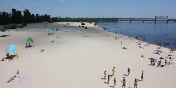 Кременчужанам на вихідні варто шукати альтернативні місця для купання: у місті вода в річках не відповідає нормі