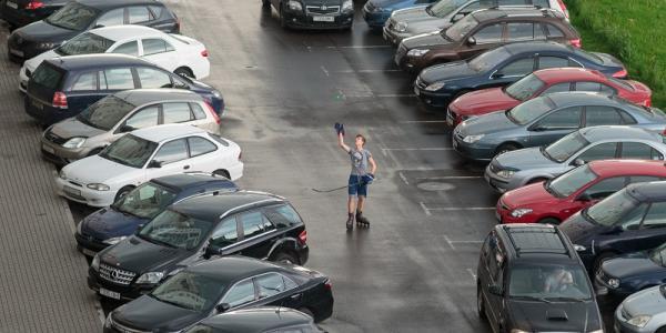 Паркувальні системи допоможуть навести лад на стоянці біля об'єкта