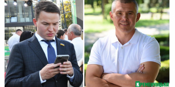 Тепер уже офіційно: нардепу Мовчану - під зад коліном, голову РДА Лєдніка - доскладу Політради