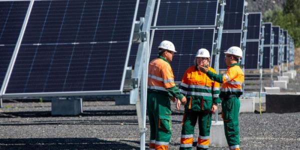 Ferrexpo запустила сонячну електростанцію