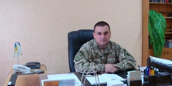 Зарплатня кременчуцького військового комісара Сушка за рік трошки зросла
