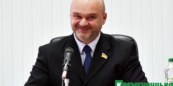Глава Кременчугского райсовета обзавелся земельным участком в 300 кв. м