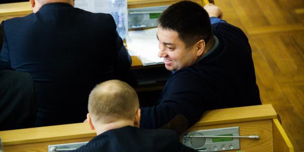 Е-декларация депутата горсовета и предпринимателя Яцыны: 10 земельных участков суммарной площадью 11,5 тыс кв. м.