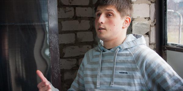 Кременчугский студент готов сделать энергосберегающие технологии максимально доступными для кременчужан