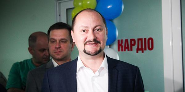 Е-декларация начальника Кременчугского управления охраны здоровья Середы: скромен в доходах и тратах